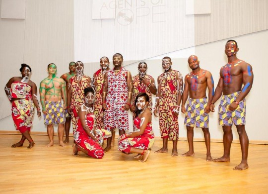 GALLERY: 2012 Agents Of Hope Benefit Fashion & Cultural Show