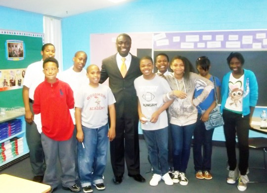 Career Mentorship – Woodmont Academy Southfield