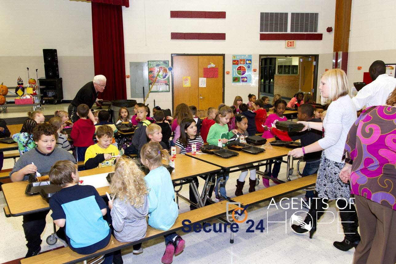 ... to more opportunities to help schools deliver great education to  students everywhere. Congratulations to Fountain Elementary in Roseville,  Michigan!