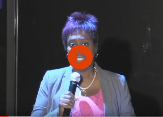 "VIDEO: ""On Your Mark, Set, Go!"" by Cheranissa Roach"